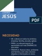 Líderes como Jesús