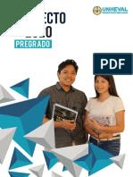 Temario Admisión Unheval 2020-I