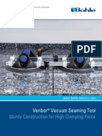 Veribor Seaming Tool
