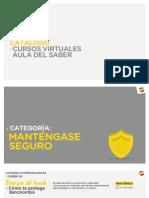Cursos Aula Virtual Grupo Bancolombia