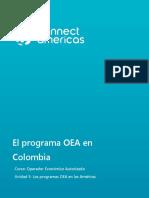 Programa OEA Colombia