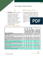 PC01 - Política de Compras