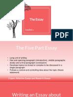 symbol essay