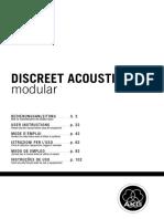 r Acoust Modular Manual