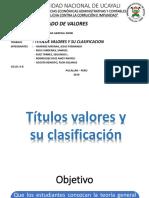 Títulos Valores-3