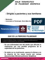 Rehabilitacion Fibrosis Pulmonar