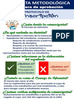 Protocolo reinscripcion
