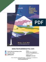 Programmation de la 28e édition du festival Biarritz Amérique Latine