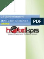 Improve Hotel Trial