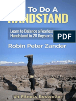 How To Do A Handstand - Learn To Balance A Fearless Handstand In 20 Days Or Less.epub