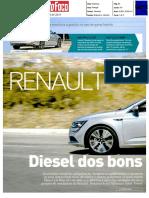"""RENAULT TALISMAN SPORT TOURER dCi 200 EDC NA """"AUTO FOCO"""""""