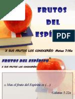 Frutos Del Espíritu 3