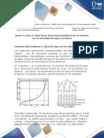 Anexo 2-Paso 2 _ Solucionar Situaciones Problemicas en Relación Con La Actividad de Agua y Enzimas