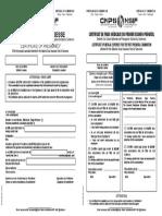 Certificat Frais Medicaus-grossesse 1er 2017