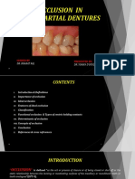 6 - Occlusion in Fpd