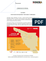 """03-09-19 Iniciará nueva ruta de jornadas """"Todos leemos"""" en Municipios"""