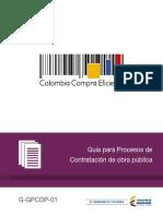 Guia Contratos de Obra Colombia Compra