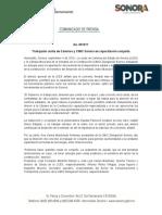 04-09-19 Trabajarán Junta de Caminos y CMIC Sonora en capacitación conjunta