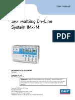 SKF Multilog On-Line System