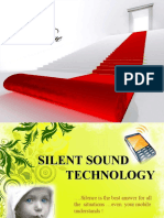 Silent Sound Tech New