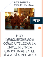 LA INTELIGENCIA EMOCIONAL EN LA EDUCACI�N INFANTIL.ppt