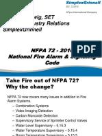 NFPA 72 2010 Update