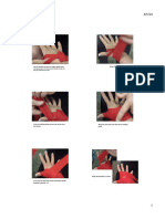 Boxing Hand Wrapping Slides Handouts