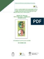 Producción de Heliconias