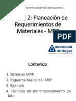 Unidad 2 Inventarios_Demanda Dependiente MRP.pdf