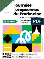 Programme Jep Saint Laurent