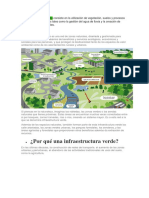 Infrestructura Verde