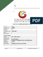 Compiler Lab(CSE353)Lab Manual.docx