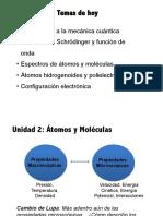 Estructura de la materia - Clase Teórica U2 (1 de 2)