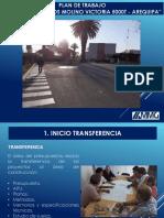 Plan de Trabajo Alicorp Arequipa- Mmg