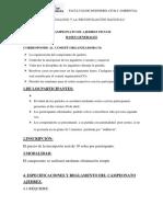 REGLAS DE AJEDREZ