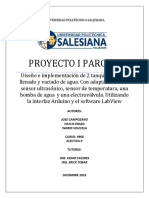 Informe Proyecto Parcial 1