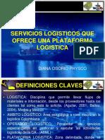 Logistica de Alto Nivel Conpes 3547
