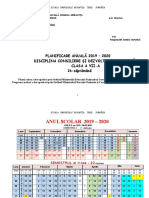 Planificare Consiliere Vii 2019 2020