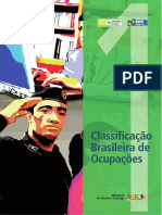 Classificacao Brasileira de Ocupacoes Livro 1- 2010