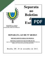 Port 240 - Aprov Instruções Reguladoras Sistema Valorização Mérito (Dgp) - 2013