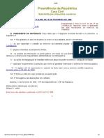 Lei 9265-96 - Gratuidade de Atos Para Exerc Cidadania