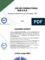 Presentacion Ser Sas Consultores 24jun2019