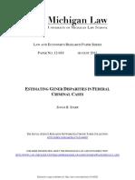 ESTIMATING GENER DISPARITIES IN FEDERAL CRIMINAL CASES.pdf