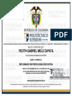 Diplomado en PSicologia Educativa