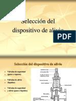 SELECCION DE DISPOSITIVOS DE SEGURIDAD