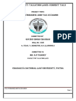 Taxation Law Project (1)