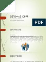 SISTEMAS CPFR