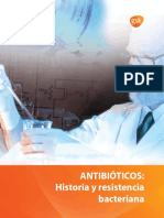 Co Ta Ai Historia y Resistencia Bacteriana