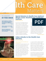 Health Care Matters 2016 Summer (1)