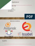 Telefonia IP Elastix - Issabel